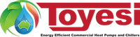 toyesi logo 200 - Toyesi Heat Pumps and Chillers