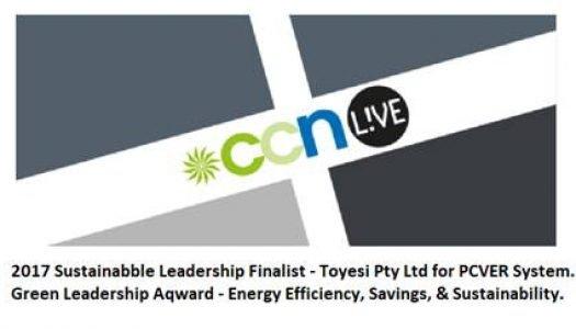 Green Leadership Award