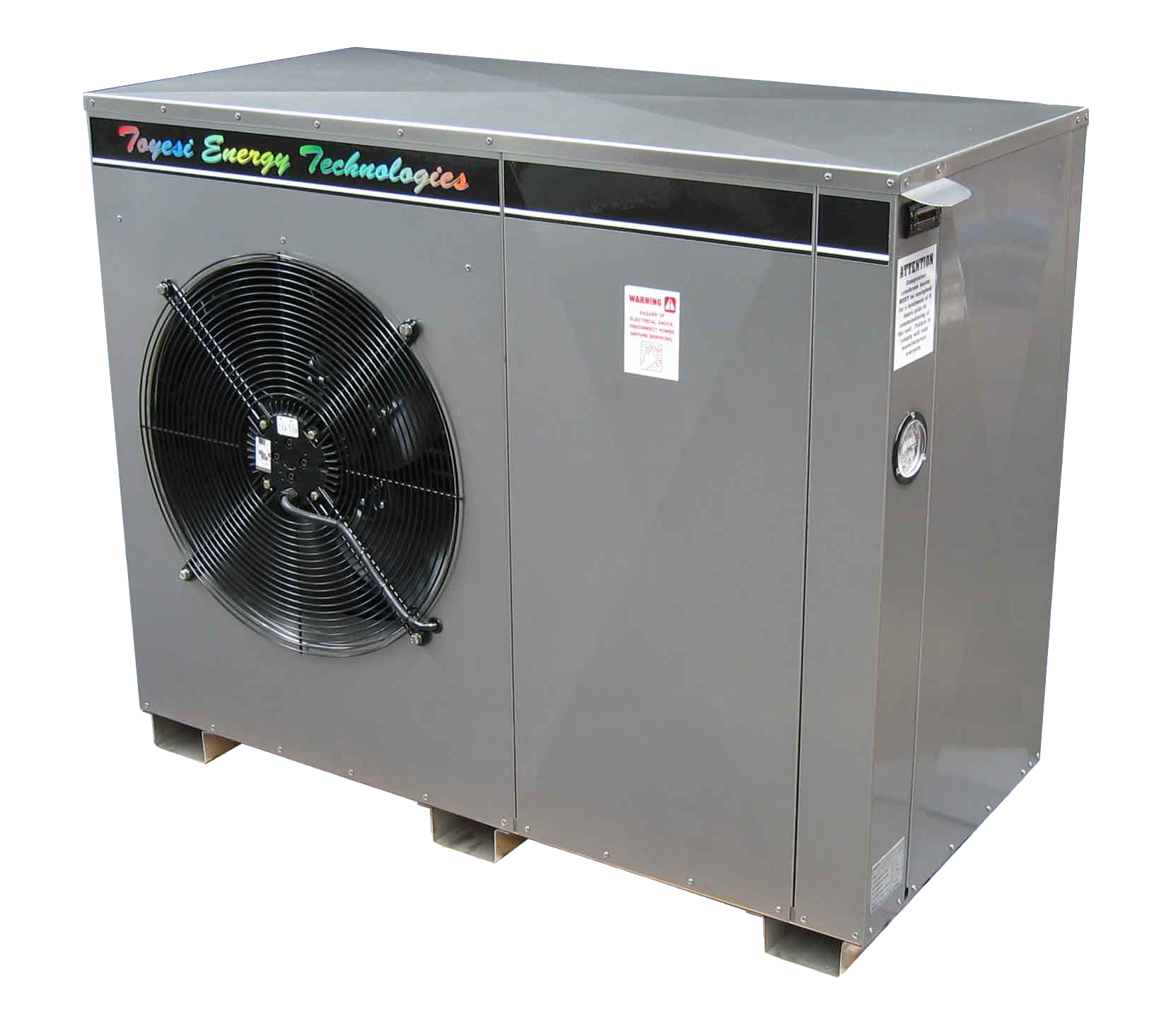 heat pump by toyesi - Toyesi Heat Pumps and Chillers