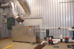 Aquaculture Indoor project
