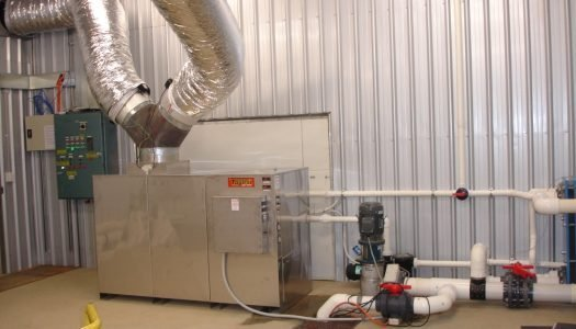 aquaculture in plant 525x300 - Solution Information -Transthermal Energy Management