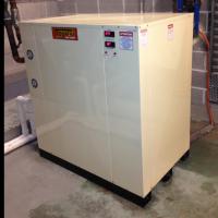 white powder coated unit 200x200 - Pool Heat Pumps Sydney