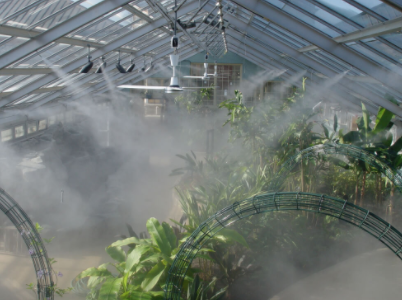 greenhouse misting 402x300 - Project Pages - Trident Horticulture