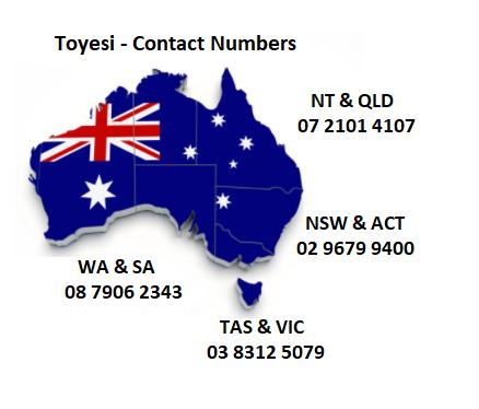 Toyesi Contact Numbers